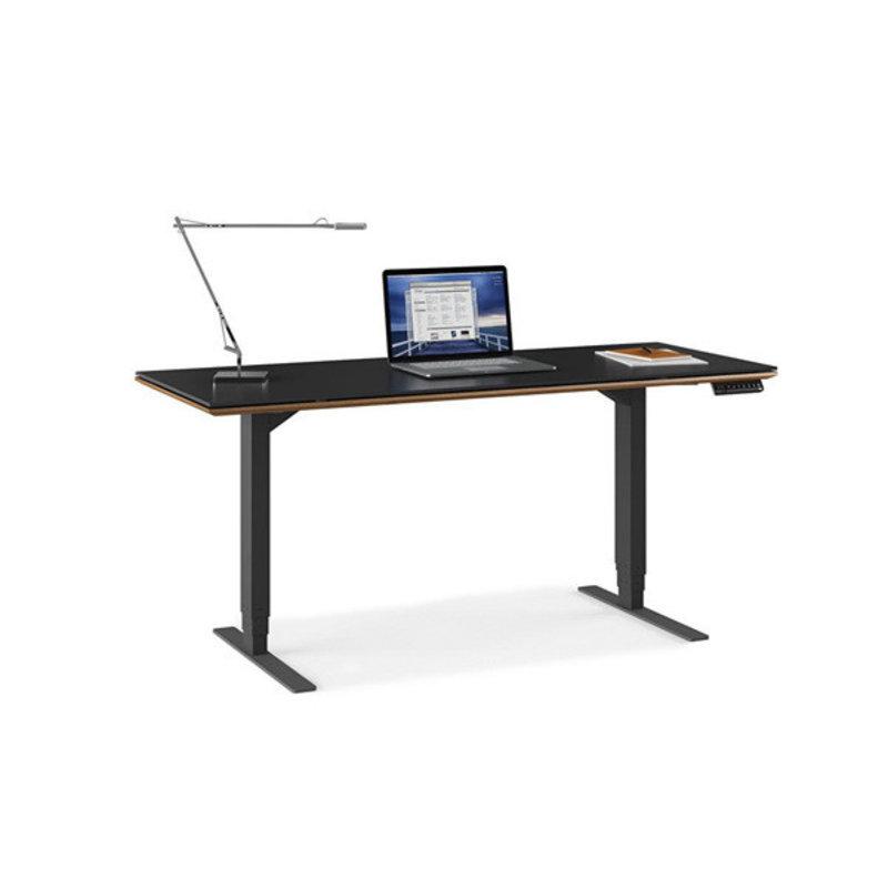BDI Sequel Lift Desk 6051 Natural Walnut