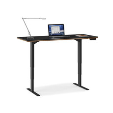 BDI Sequel Lift Desk 6051 Natural Walnut