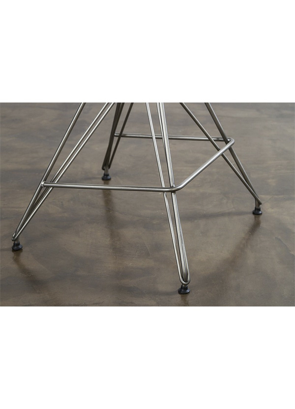 Nuevo Living KAHN COUNTER STOOL black