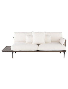 Nuevo Living DISTRIKT SOFA SMOKED OAK