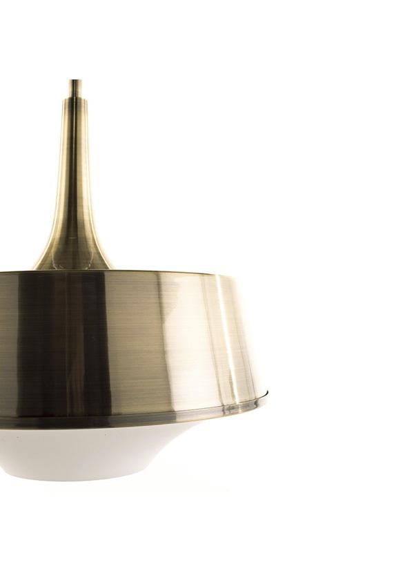 Nuevo Living Harper Pendant Lamp Antique Brass