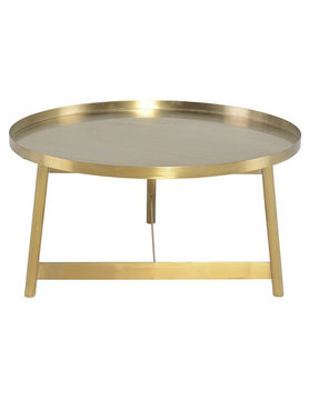 Nuevo Living LANDON COFFEE TABLE GOLD