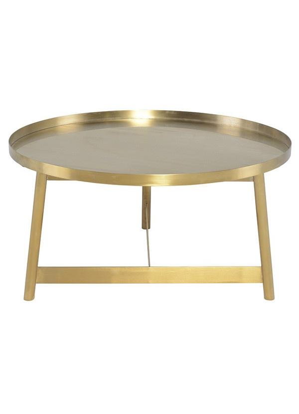 Nuevo Living LANDON COFFEE TABLE GOLD
