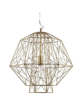 Nuevo Living ZEUS PENDAN LAMP GOLD