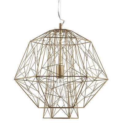 Nuevo Living Zeus Pendant Light Gold