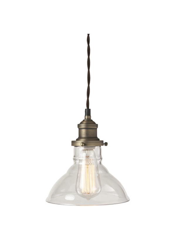 Nuevo Living LEA PENDANT LAMP CLEAR