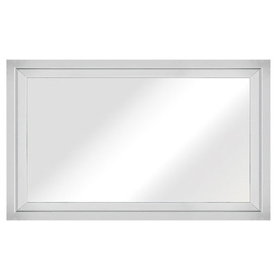 Nuevo Living Glam  Wall Mirror Stainless Steel