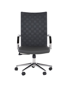 Nuevo Living MIA OFFICE CHAIR  GREY