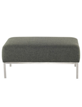Nuevo Living OTTOMAN SOFA HUNTER GREEN
