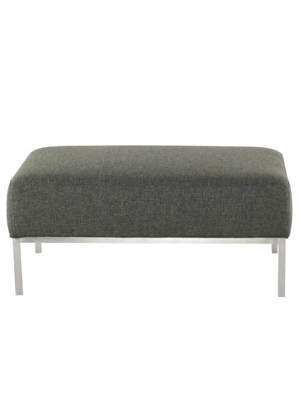 Amazing Ottoman Sofa Hunter Green Customarchery Wood Chair Design Ideas Customarcherynet