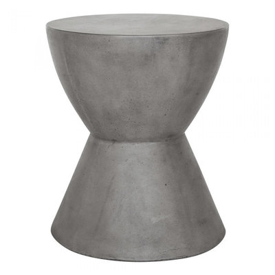 Moe's Home Collection Hourglass Outdoor Stool