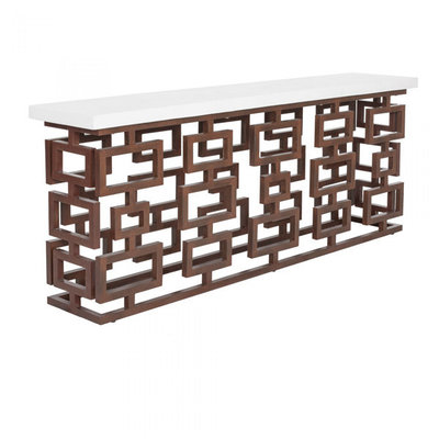 Moe's Home Collection IVEY INDOOR/ OUTDOOR CONSOLE TABLE