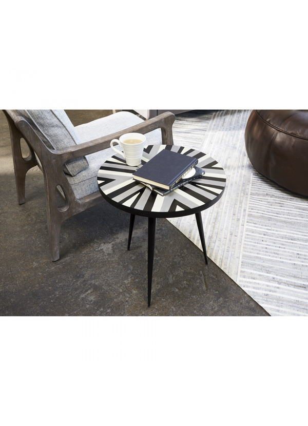 Moes CROSSING ACCENT TABLE