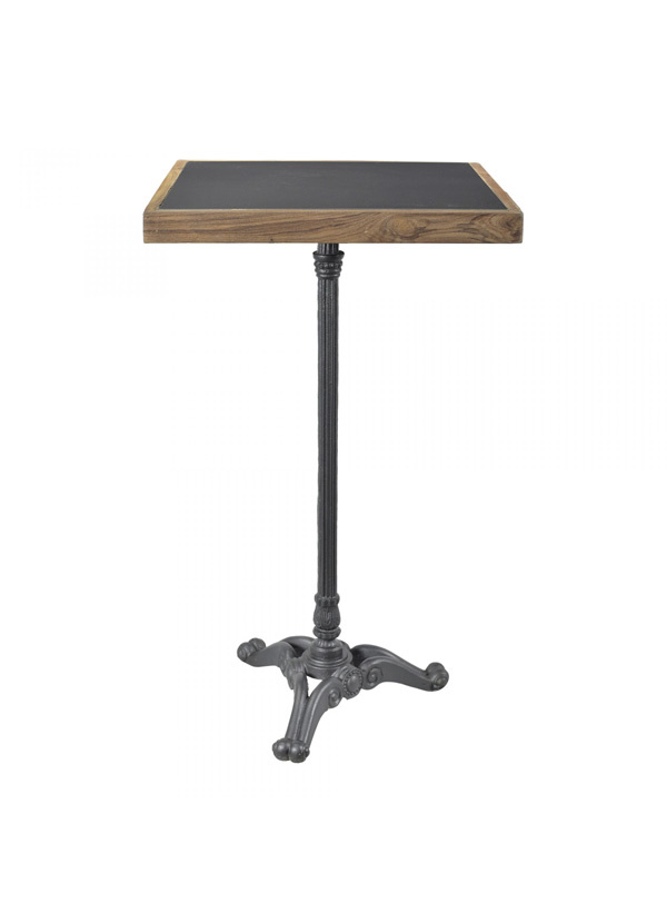 Moes HORIZON BAR TABLE IRON