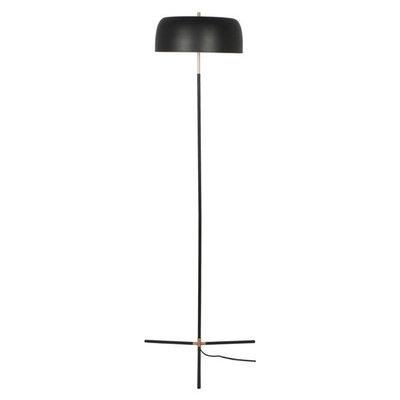 Moe's Home Collection Barrett Floor Lamp Black