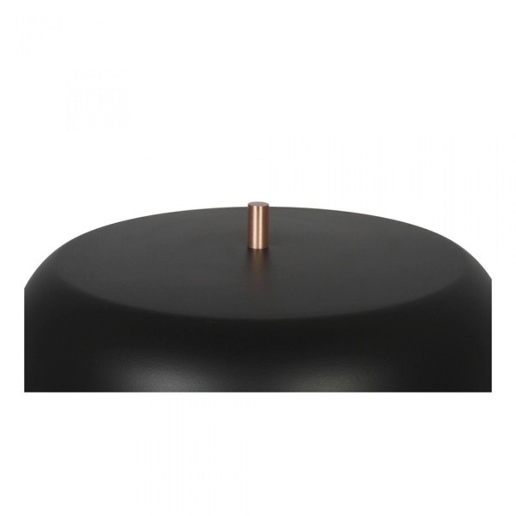 Moe's Home Collection Gilmour Table Lamp Black