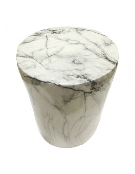 Moes MARMO CERAMIC STOOL