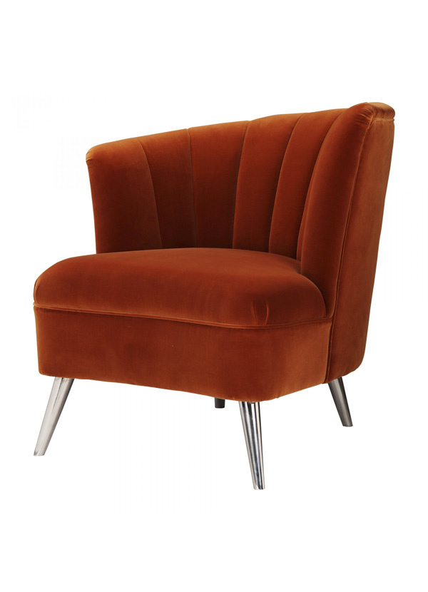 Moes LAYAN ACCENT CHAIR LEFT