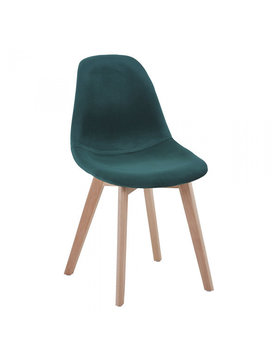 Moes DONATELLO DINING CHAIR GREEN-M2