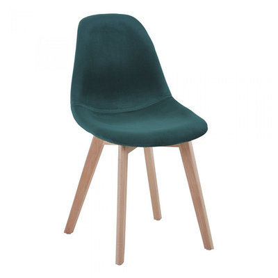 Moe's Home Collection Donatello Dining Chair Green