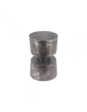 Moes VICTOR ACCENT TABLE NICKEL
