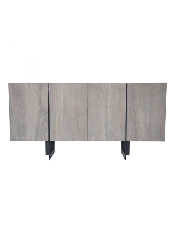 Moes TIBURON SIDEBOARD SMALL BLUSH