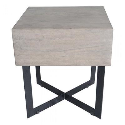 Tiburon Side Table Blush