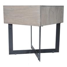 Moe's Home Collection Tiburon Side Table Blush
