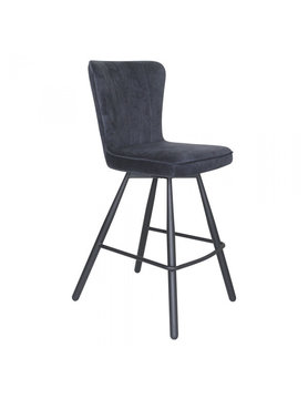 Moes SONNET COUNTER STOOL BLUE