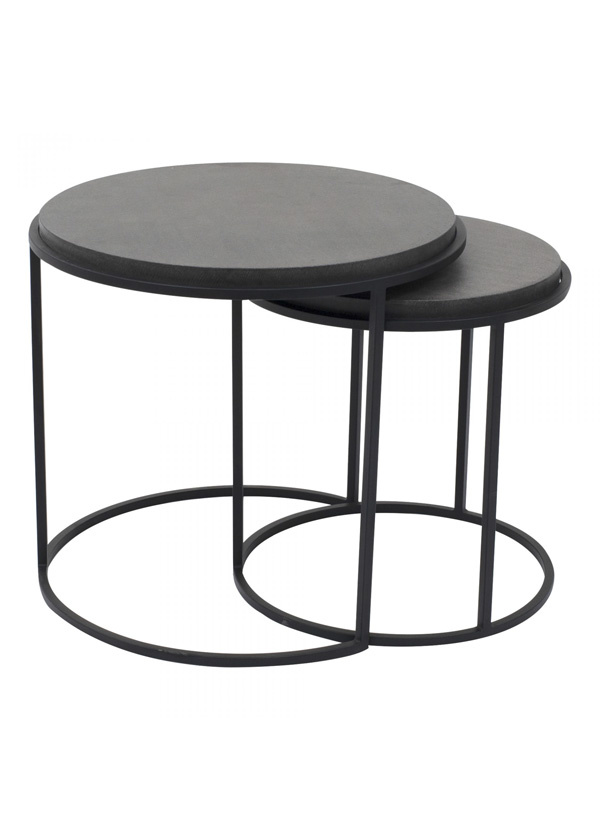 Moes ROOST NESTING TABLES SET OF 2