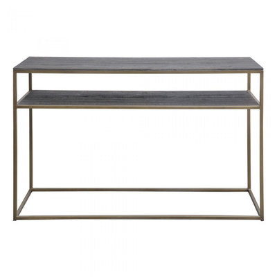 Moe's Home Collection Studio Console Table Brass