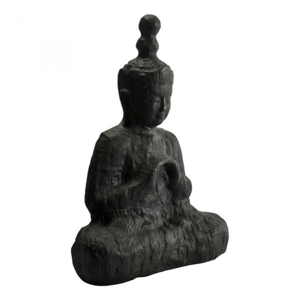 Moe's Home Collection Rustic Sitting Budda
