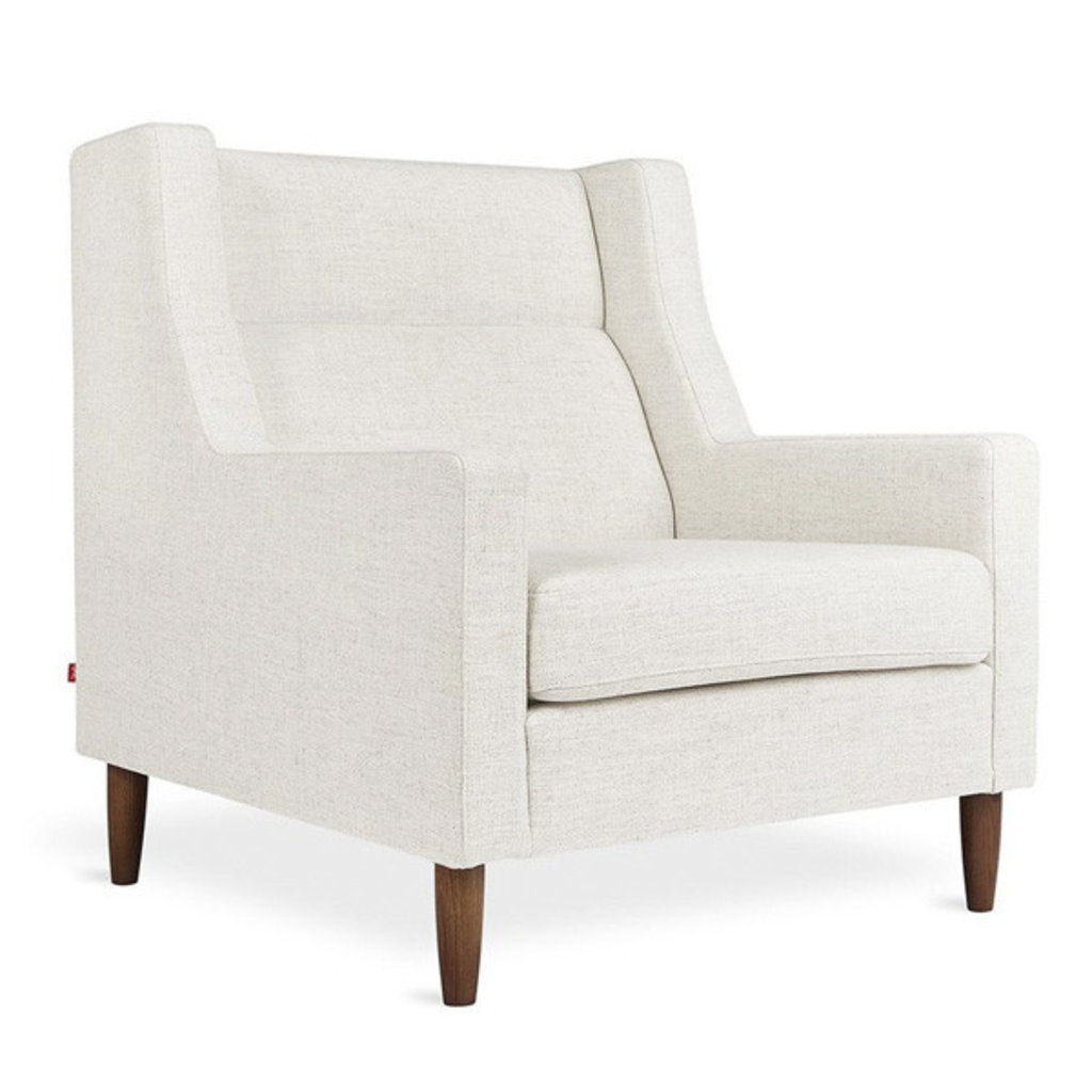 Gus Modern Carmichael Chair Huron Ivory