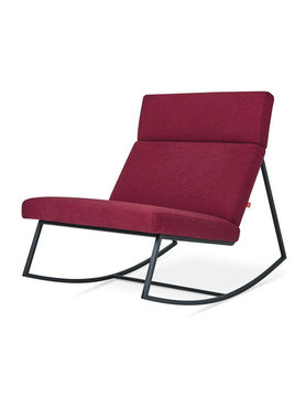 Gus Modern GT Rocker Black Powder Coat Stockholm Merlot