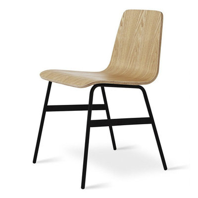 Gus Modern Lecture Chair Ash Natural