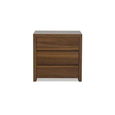 Mobital Porter Night Table Walnut