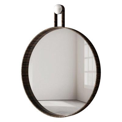 Modloft Foster 35in. Mirror Cathedral Ebony