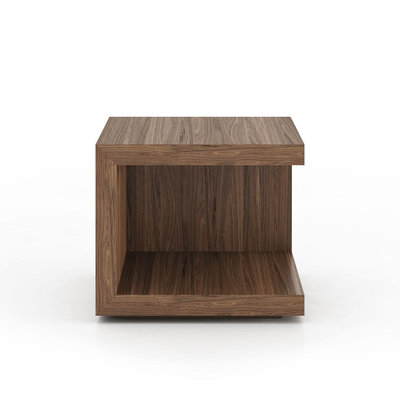 Modloft Ludlow Bedside table Walnut
