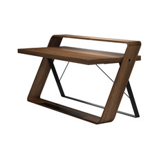 Modloft Watts Desk Walnut