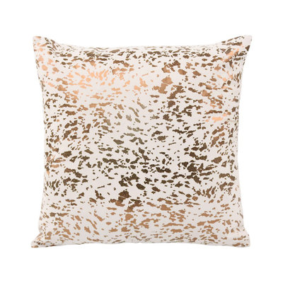 Moe's Home Collection Napoleon Leather Pillow