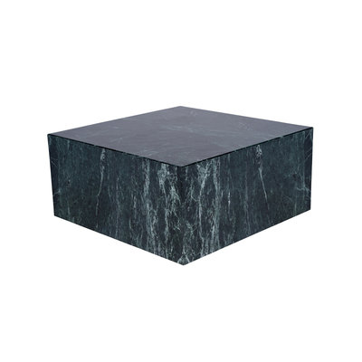Nuevo Living Matisse Green Marble Coffee Table