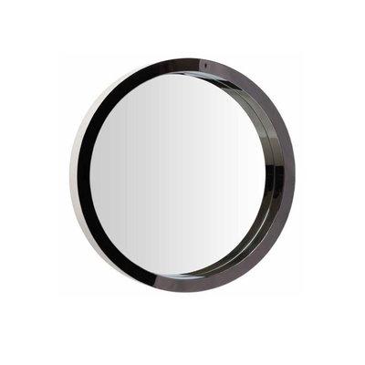 "Nuevo Living Julia Wall Mirror 35"" Round"