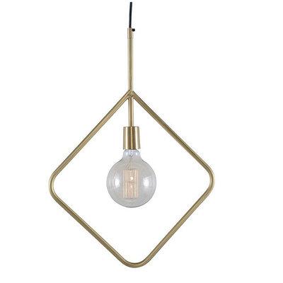 Nuevo Living Brya Pendant Light Brass
