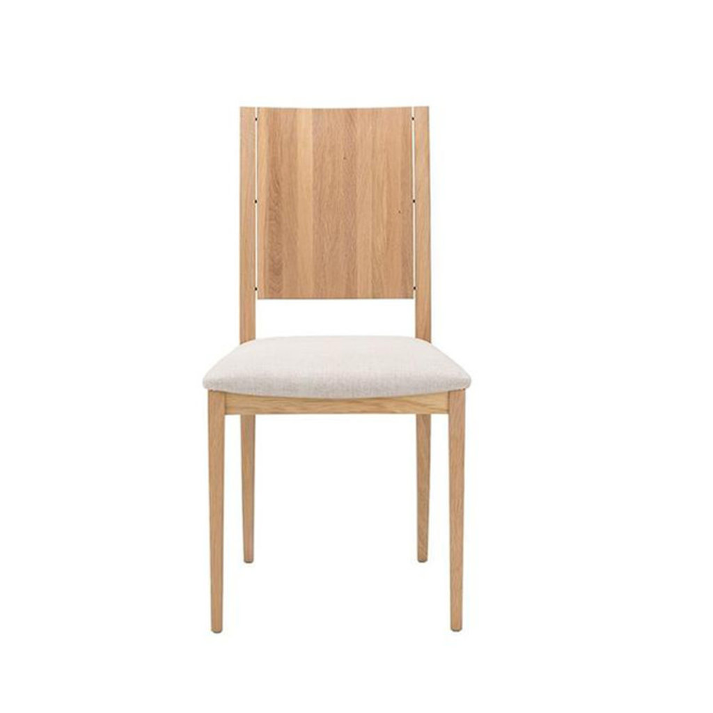 Nuevo Living Eska Dining Chair Raw Oak