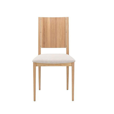 Nuevo Living Eska Dining Chair Raw Oak