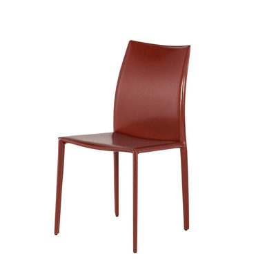 Nuevo Living Sienna Dining Chair Bordeaux