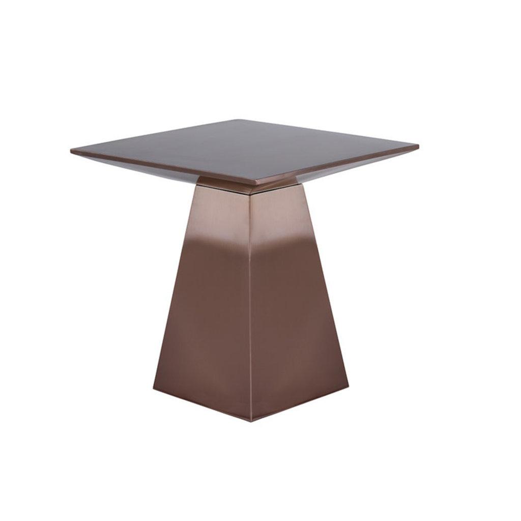 Nuevo Living Liam Side Table Copper