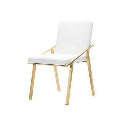 Nuevo Living Nika Dining Chair White