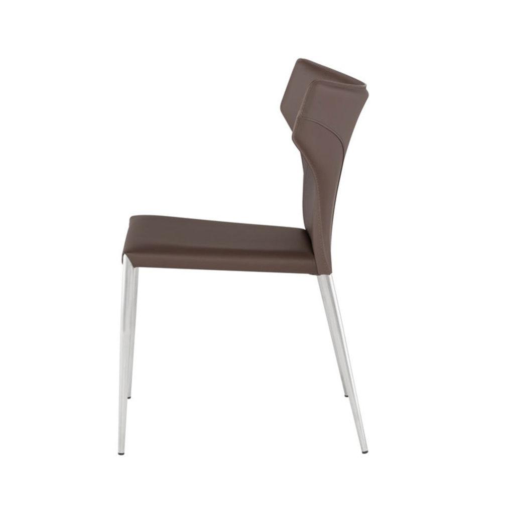 Nuevo Living Wayne Dining Chair Mink