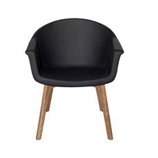 Nuevo Living Vitale Dining Chair Black